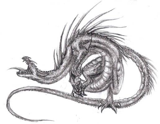 Wan Mei dragon