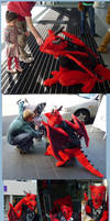 DragonicWolf costume by dragonicwolf