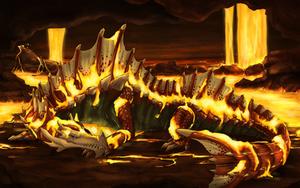 Agnaktor by dragonicwolf