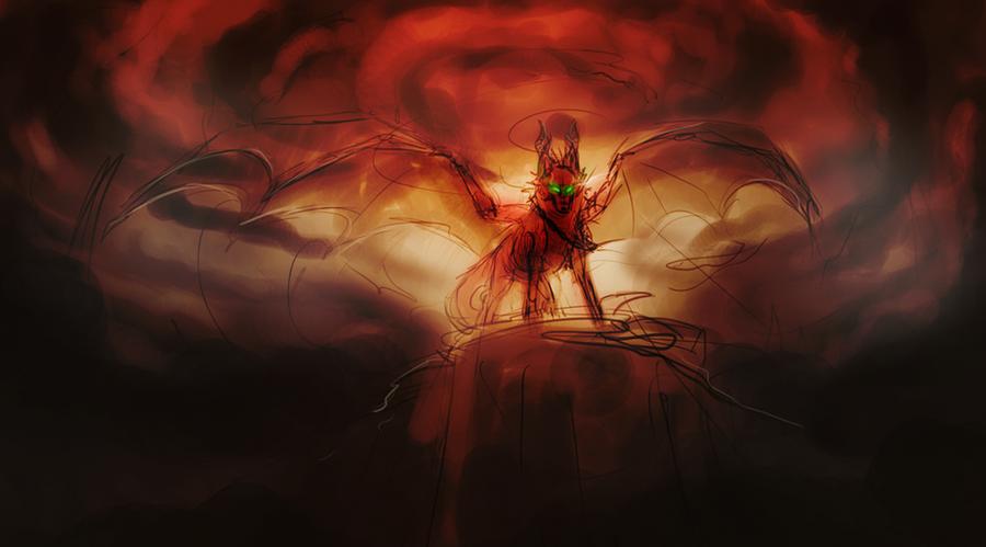 Judgement by dragonicwolf