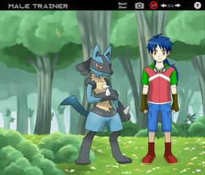Pokemon Trainer Tsubasa by CrystalPhoenixBlader
