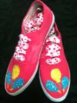 Pinkie Bronie Styled Shoes