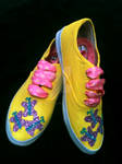Fluttershy Bronie Style Shoes