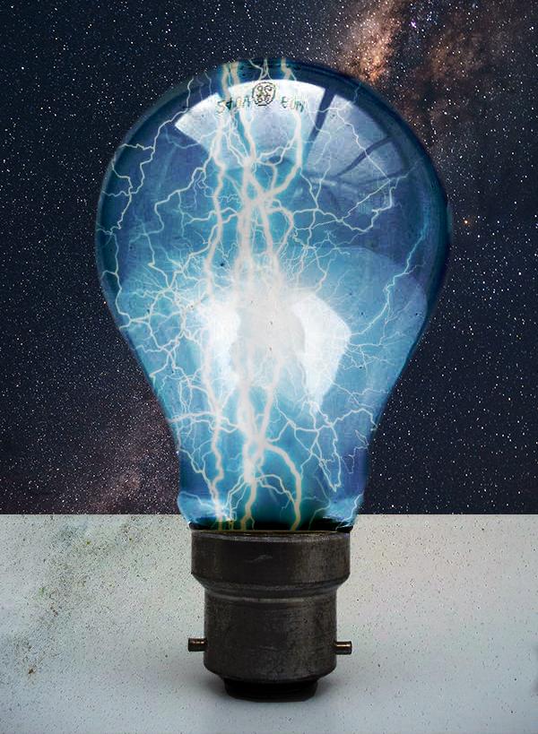 Lightning Bulb