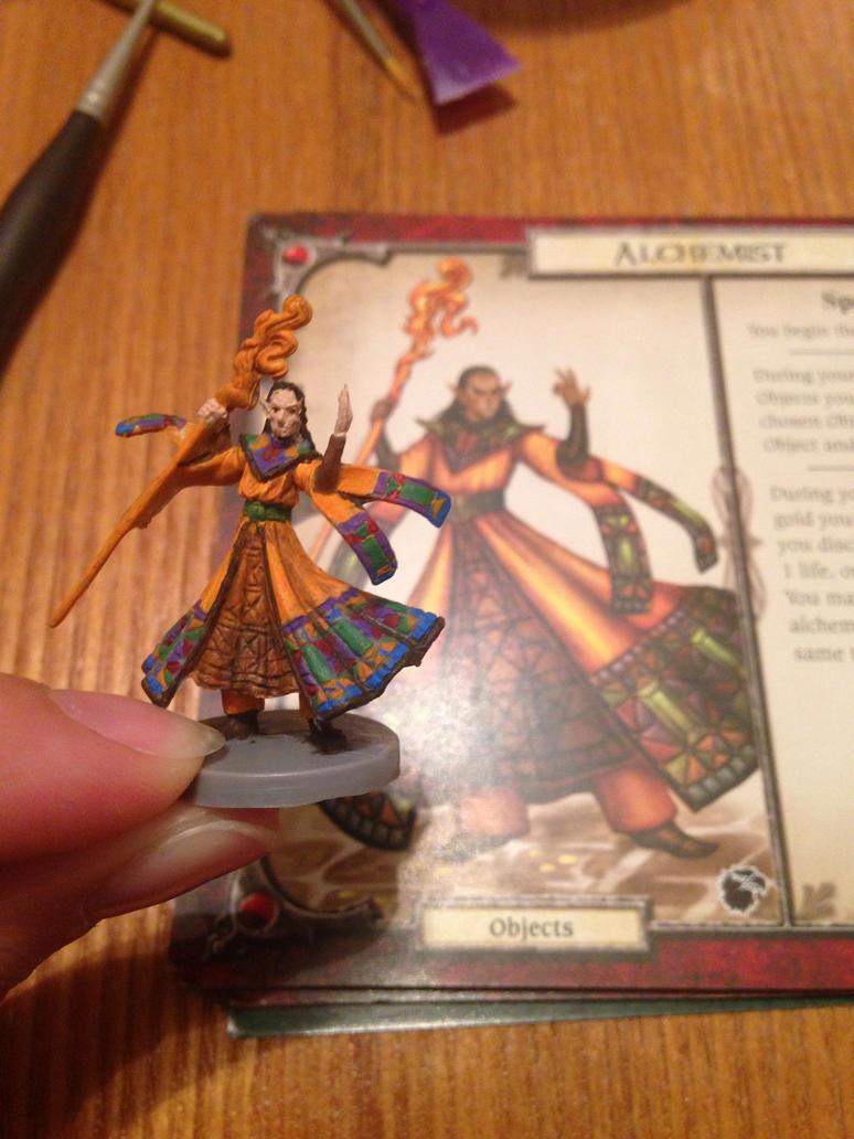 Alchemist by CorazonDeCrystal