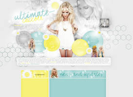 Layout ft. Candice Accola 001 by PixxLussy
