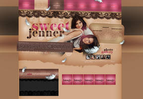 Layout ft. Kendall and Kylie Jenner by PixxLussy