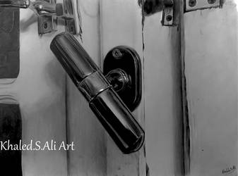 White Prison  (30 hours) by Khaled-S-Ali