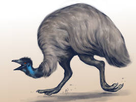 Emu by Camelid