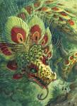 Greeting the Quetzalcoatl