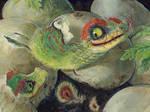 Young Quetzalcoatl