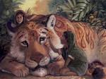 Stripes for Tiger