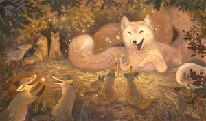 The Foxing Hour