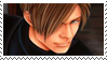 RE4 Leon Stamp by Anuiu-Stamps