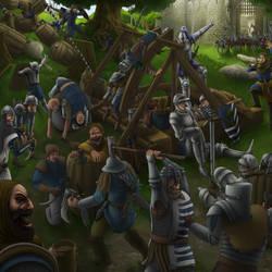 Chivalry Meadieval Warfare