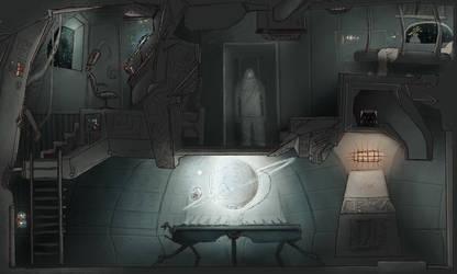 Shuttle's room B-542