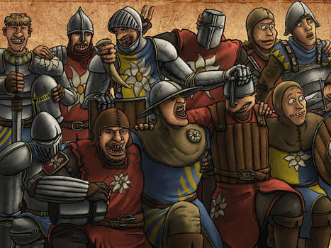 Moorland Skirmishers