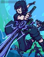 Final Fantasy XV by RavenousRuss