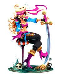 Pirate Gurl