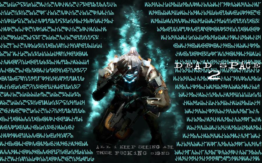 Dead Space 2 Wallpaper by Ochomari