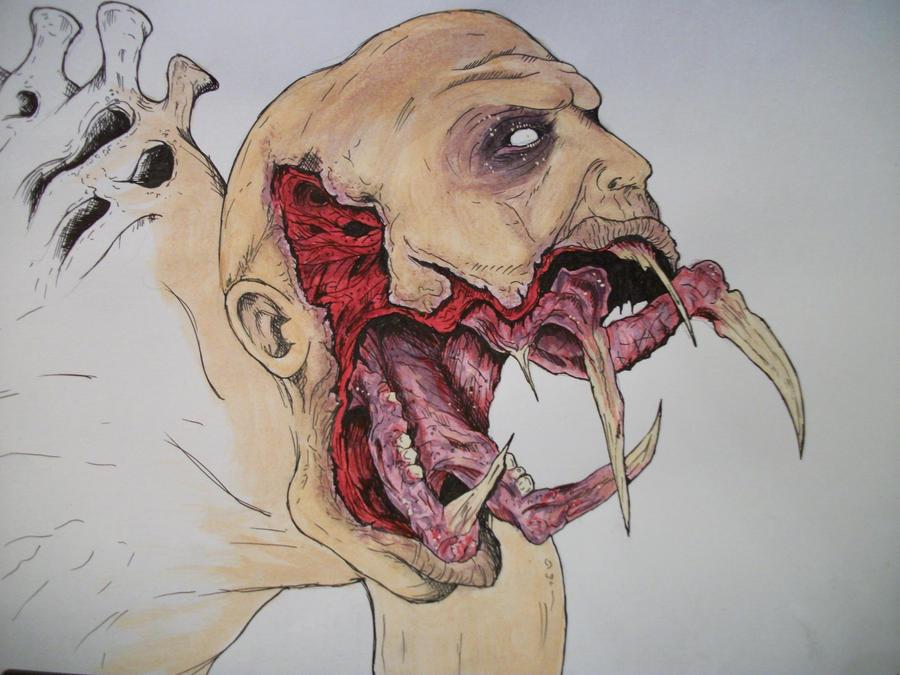 dead space art by TattooJamie