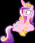 Suprised Princess Cadence