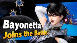 Bayonetta Joins the Battle