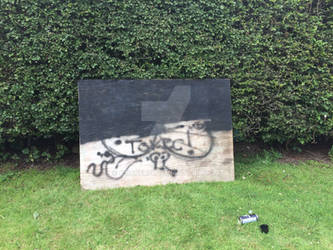 Graffiti Practice #4 by Cooper31