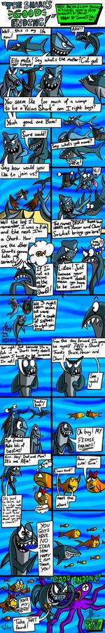 R The Sharks GOOD Ending