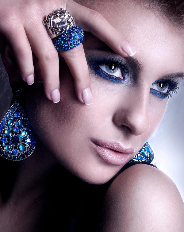.Blue. by Psychosomaticc