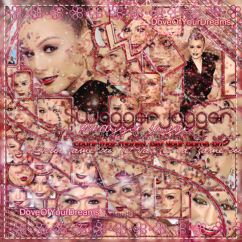 Swagger Jagger (Blend) by DoveOfYourDreams
