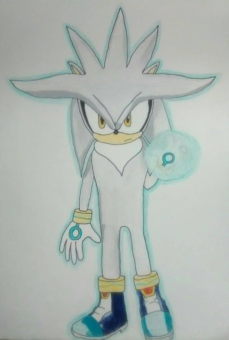 Silver the Psychokinetic by dwaters220