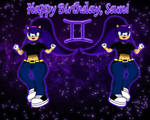 Happy Birthday, Sam! (Gift) by dwaters220