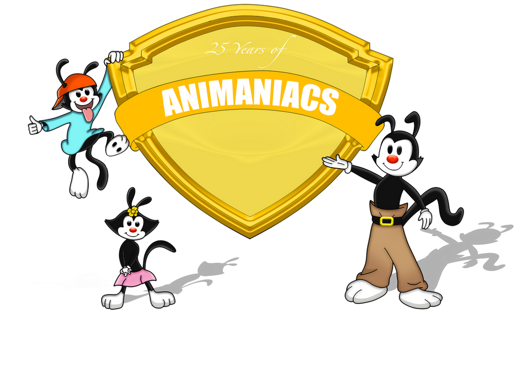 25 Years of Animaniacs by dwaters220