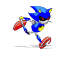 Metal Sonic (Prize) by dwaters220