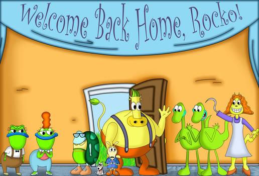 Welcome Back, Rocko!