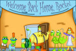 Welcome Back, Rocko! by dwaters220