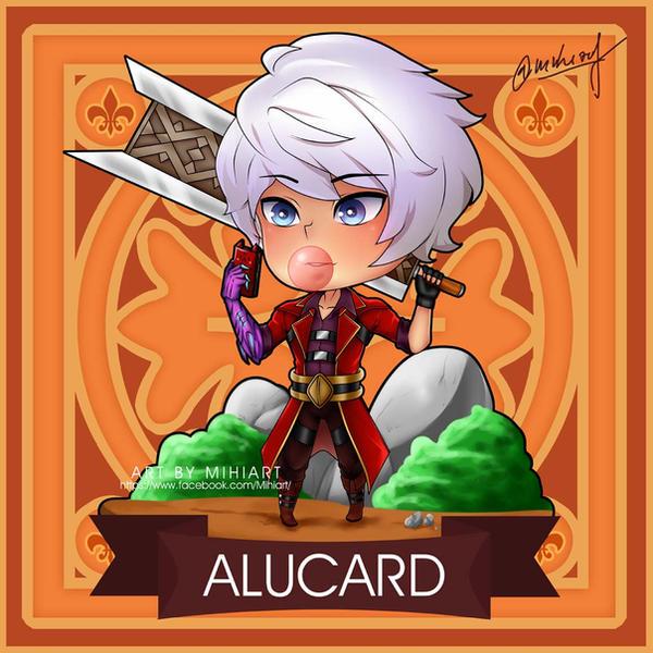 Fanart Chibi Alucard By HimitsuMitsu On DeviantArt