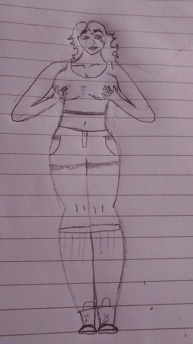 a woman by ddisbae