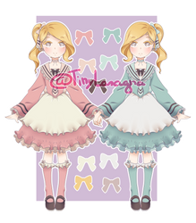 [CLOSED] Twins Adoptable (2 for 1)
