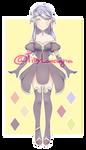 [CLOSED] Elf Girl Adoptable by TinyLasagna