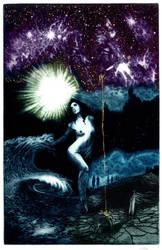 Andromache by Cernos