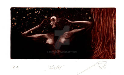 100.  Josef Burch  TheaterDivadlo (C7) 64X130