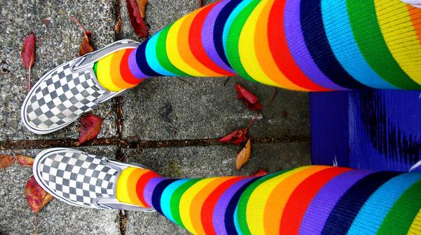 Colorful Life. by xKainotophobia