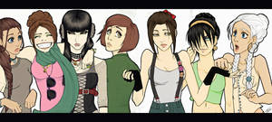 A:TLA - Girl's group