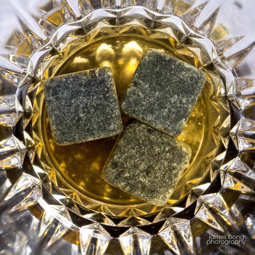 Scotch On The Rocks by James-Bong