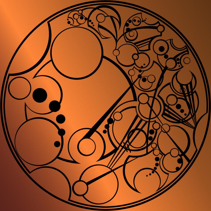 Birthday circles by sirkles
