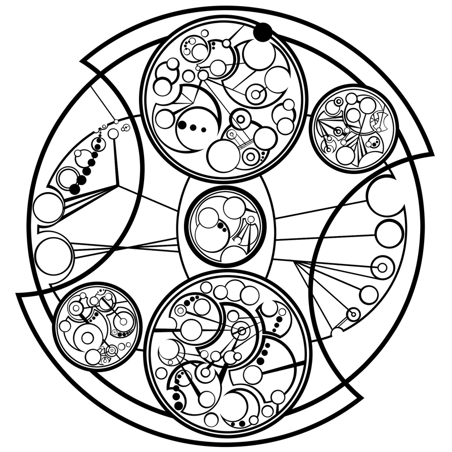 Ring Master Coloring Pages For Toddlers