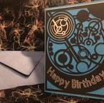 Egan's Birthday Card