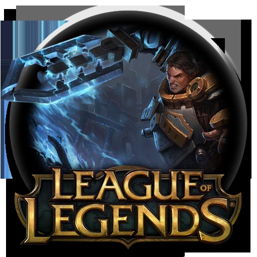 Steel Legion Garen Icon by DudekPRO on DeviantArt